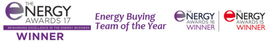 Winner - Energy Buying Team of the Year 2017